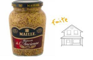 """Moutarde de """"Dijon"""" faite maison"""